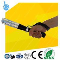 2 Years Warrantee Aluminium 200 Lumens Signal Light rechargeable led emergency flashlight