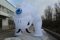 Factory direct sale giant inflatable monster