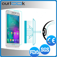 Anti Blue Ray 9H Hardness 2.5D Curved Edge Tempered Glass Screen Protector For Iphone Ipad