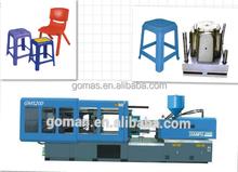 Big chair making plastic injection molding machine