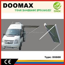 #DX600 Aluminum Frame Car Awning Price