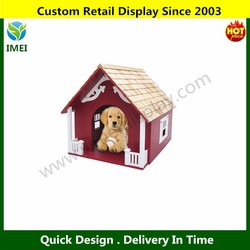 outdoor wooden large dog house YM5-525