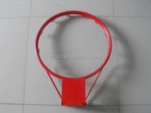 The High Quality Double Basketball Hoop Ring And Net