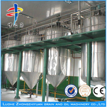Factory price automatic 10~500TPD refinery sunflower oil