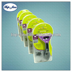 High quality dog grooming equipment,pet brush, pet grooming tool