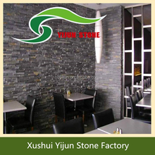 Popular Grey Interior Natural Decorative Cladding Stone