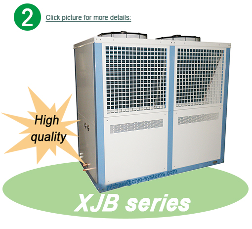 Small Cooling Unit : Walk in cooler refrigeration unit cooling for cold