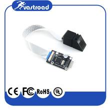 UART Fingerprint Reader module with STM32F205/commercial fingerprinting algorithm/optical sensor