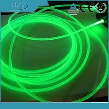 PMMA Solid Core Side Glow Fiber Cable