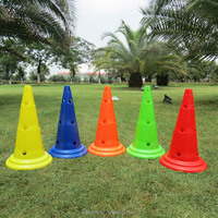 50cm plastic Football Training Marker cones SGC2011 soccer equipment