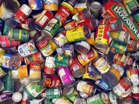High content of Sn (95%)Used Tin Cans scrap