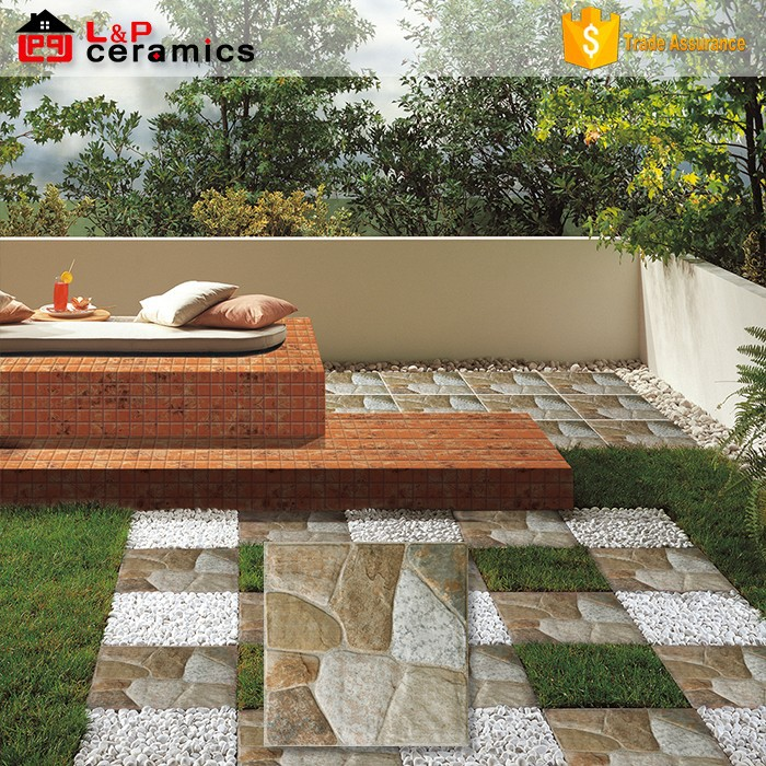 made in foshan rustic anti slip outdoor floor tiles buy