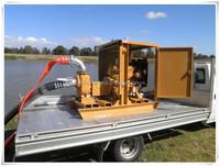 Water Cooled irrigation used water pump set diesel engine