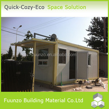 Mobile Portable prefabricated container coffee shop