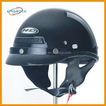 China new hot sale black helmet motorcycle