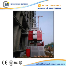 Construction elevator building hoist material liftting CE proved