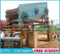 YA1860 concrete sieving screen for sale
