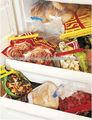Mantener los alimentos pinza seco
