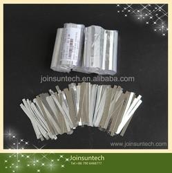 Precut 0.25X5X73mm solar lowest price of copper bus bar for solar panel solar cell soldering