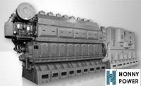 700kW-4180kW Heavy Fuel Oil Diesel Generator set