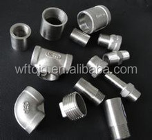 Weifang Taechang Oil And Gas Thread Stainless Steel Fire Fighting Pipe Fitting
