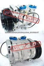 Denso 10S11C Compresor de Ar Condicionado Suzuki Aerio 2L 2.3L 02-07 447220-4580 95200-65DE0 4472204580 9520065DE0 4710390