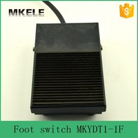 MKYDT1-1F factory Direct Price IP66 medical professional waterproof electronic foot switch with usb foot pedal from China supply