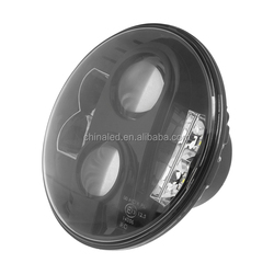Big promotion 7inch motorcycle led headlight led off road headlight
