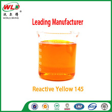 Reactive Golden Yellow PE/C.I.Reactive Yellow 145 best fabric clothing dye