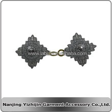 china military high quality garment accessory manufacturer