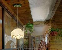 Designers Flower style industrial vintage pendant lights
