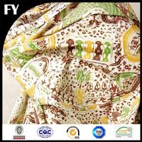 Factory digital java print fabric