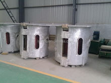 Contemporary hot selling low noise copper melting furnaces