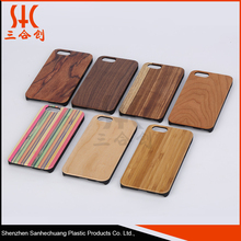 OEM Creative Design SZSHC02 colorful low price china mobile wood phone case for iphone