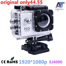 Original100% novatek chip 96650 SJ4000 Action Camera Diving 30M Waterproof Camera 1080P Ful HD Helmet Camera Underwater Sport