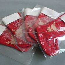 2015 new style Handmade christmas stocking,Christmas decoration xmas socks
