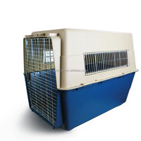 flamingo foldable wire dog crate