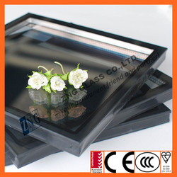 22 6+12a+6 low-e glass tempered, low-e insulating glass, silicone sealant, ant, argon filled low e glass