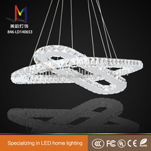 Brand new glass chandelier ornaments with high quality