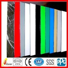 Latest ACP aluminum composite panel lightweight building material