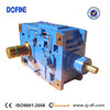B3SH4 series reducer gearbox parallel shaft helical gear units B3SH7