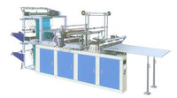 RJ series computer control heat sealing cold cutting medical disposable bags making machine