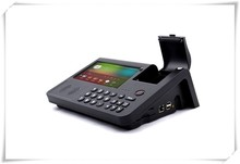 New product !Android POS terminal PC700 with thermal printer, RFID read , Barcode scanner , 3G , Wifi free SDK