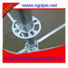 EN12810 Platform Ring Lock Steel Tubular Scaffolding