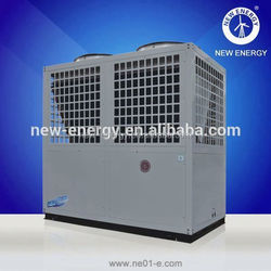 Hot deals energy products heating and cooling air heat pump 9kw 12v dc motor high cop