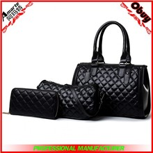High end three - piece set bags women shoulder bags and purses