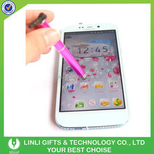 Optimal Promotional Gift Plastic Capacitive Stylus Pen and Ball Pen