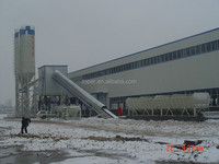 New product concrete batching plant layout/wet mix concrete batching plant