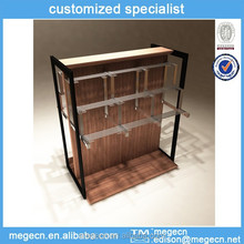 double-sides trousers wood folding display shelf