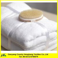 Cotton Plain Quick-dry Hotel Linen And Towel